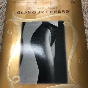 Victoria's Secret sheer hose